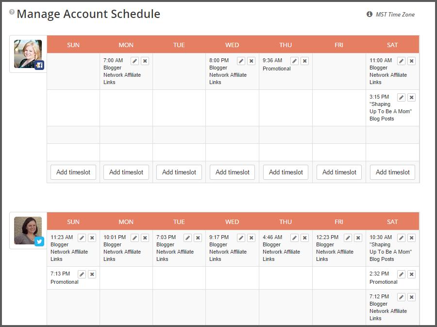 Meet Edgar Schedule